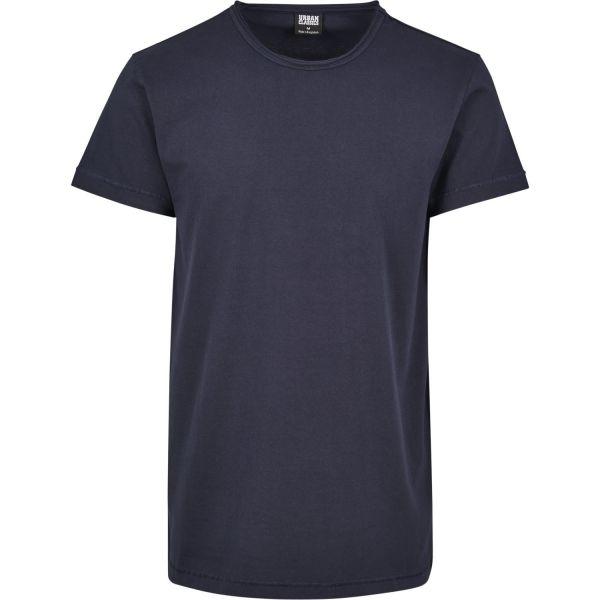 Urban Classics - Pigment Dye High Low Shirt