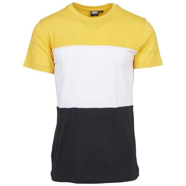 Urban Classics - COLOR BLOCK Sommer T-Shirt