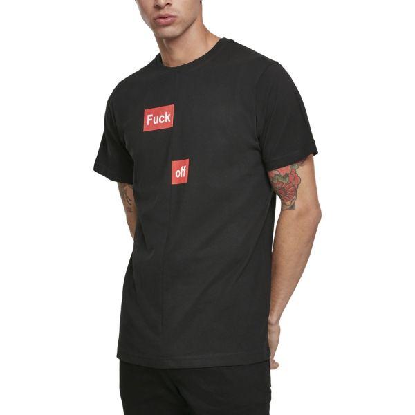 Mister Tee Shirt - F#?K OFF