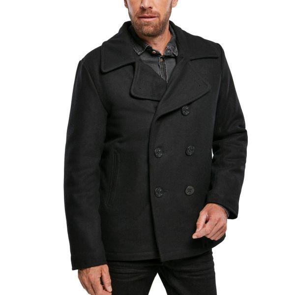 Brandit - PEA Short Coat black