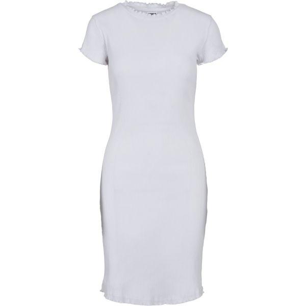 Urban Classics Ladies - RIB Sommer Mini Kleid