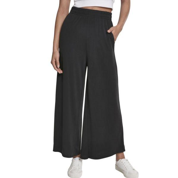 Urban Classics Ladies - Modal Culotte Hose schwarz