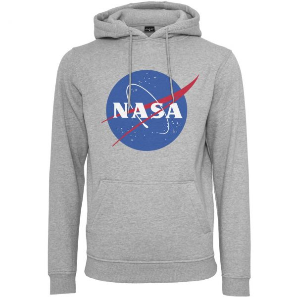 Mister Tee Hoody - NASA heather grey
