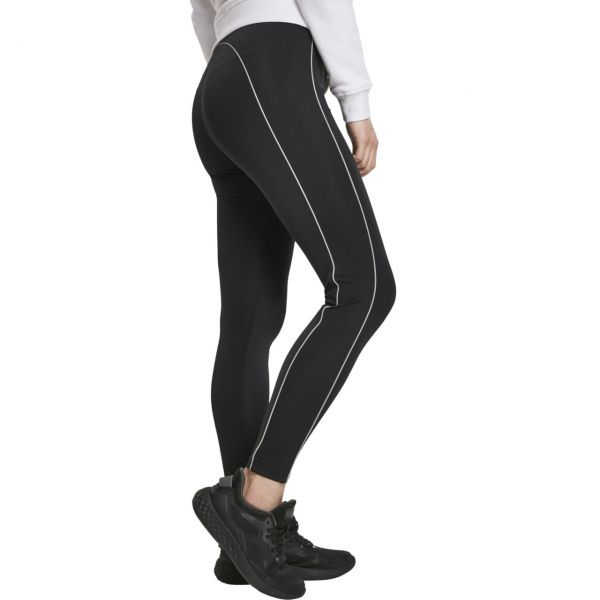Urban Classics Ladies - High Waist Reflective Leggings
