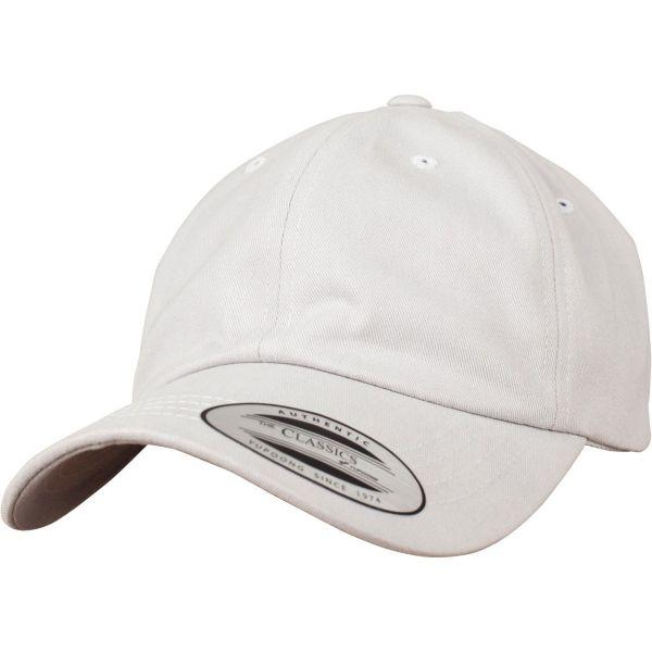 Flexfit Peached Cotton Twill Dad Cap