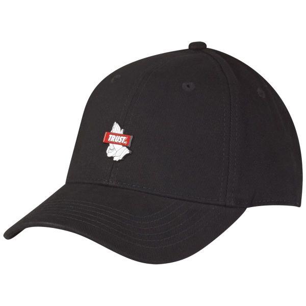 Cayler & Sons Curved Strapback Cap - TRUST noir