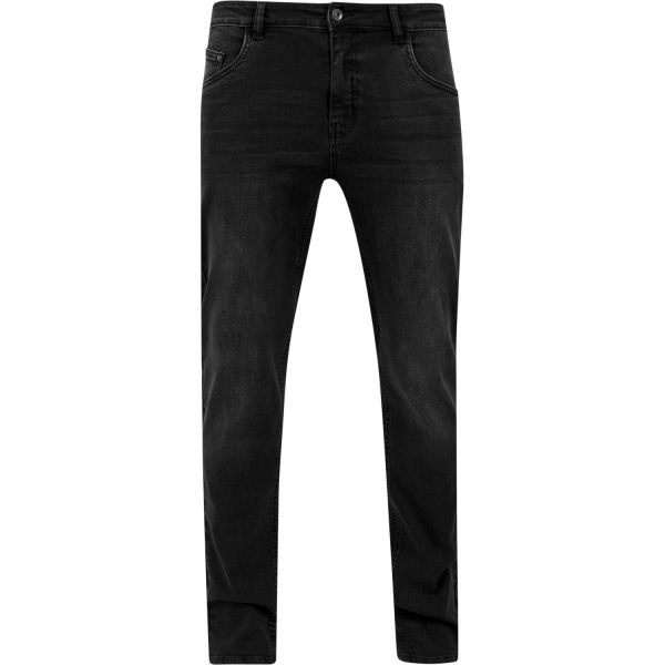 Urban Classics - STRETCH DENIM Jeans gris
