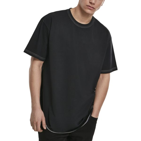 Urban Classics - Heavy Oversized Contrast Stitch Shirt