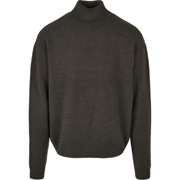 Urban Classics - Oversized Rollkragen Sweater Pullover