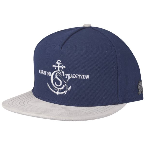 Cayler & Sons Snapback Cap - Tradition navy