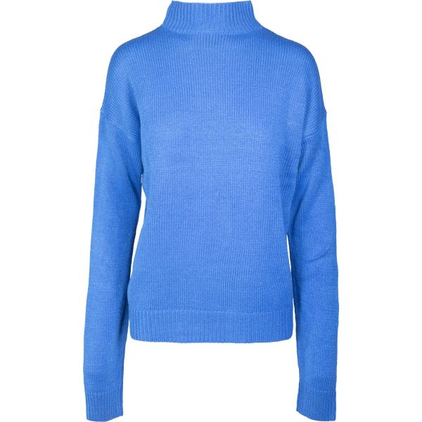 Urban Classics Ladies - Oversize Turtleneck Sweater Pullover