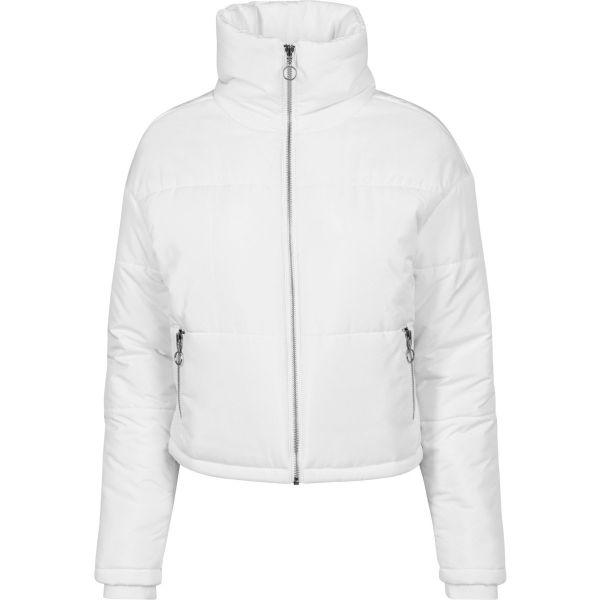 Urban Classics Ladies - Oversized High Neck Winter Jacke