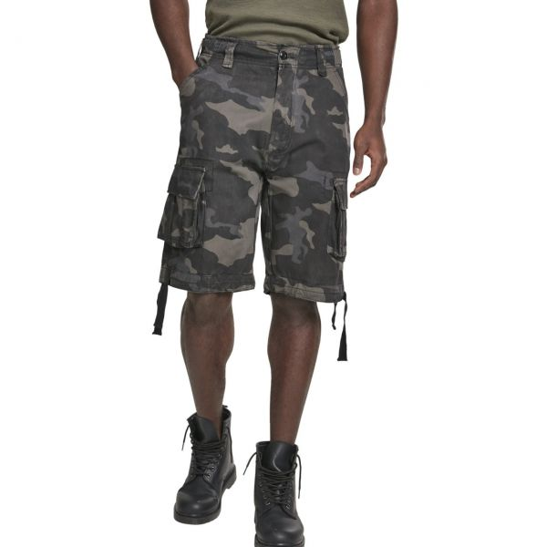 Brandit URBAN LEGEND Vintage City Cargo Army Shorts