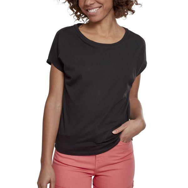 Urban Classics Ladies - BASIC Drop Shoulder Oversized Shirt