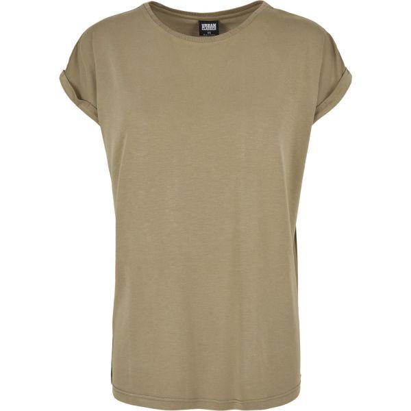 Urban Classics Ladies - Modal Extended Shoulder Top