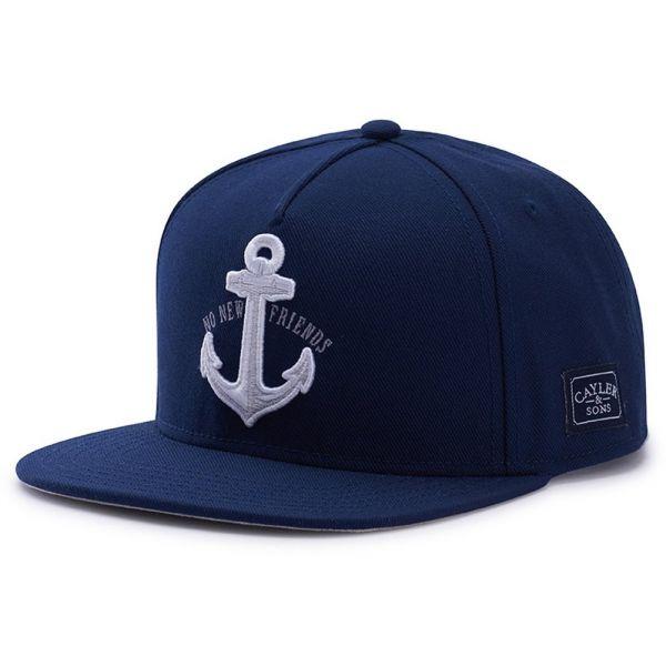 Cayler & Sons Snapback Cap - Stay Down navy / grau