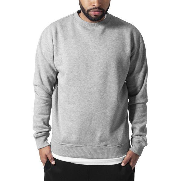 Urban Classics - Urban-Fit Crewneck Sweatshirt Pullover