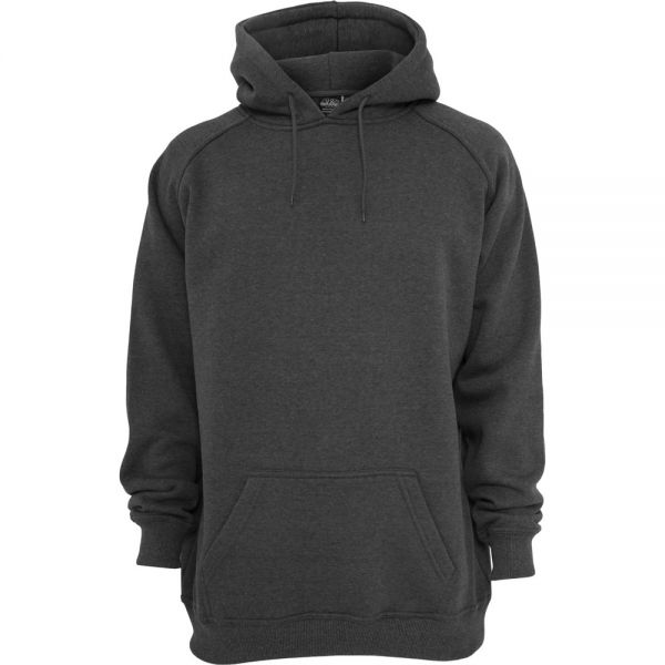 Urban Classics - BIG TALL Hip Hop Fleece Hoody extra lang