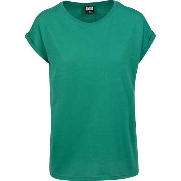 Urban Classics Ladies - EXTENDED SHOULDER Loose Shirt Top