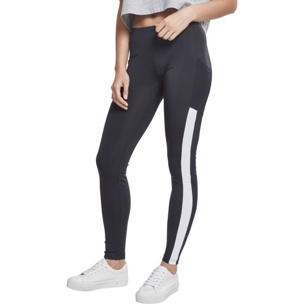 Urban Classics Ladies - TECH MESH Leggings mit Taschen