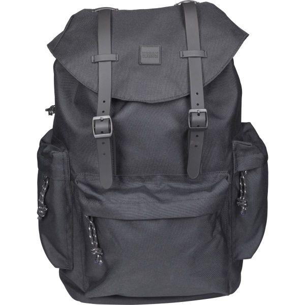 Urban Classics - MULTIBAG Backpack Rucksack schwarz
