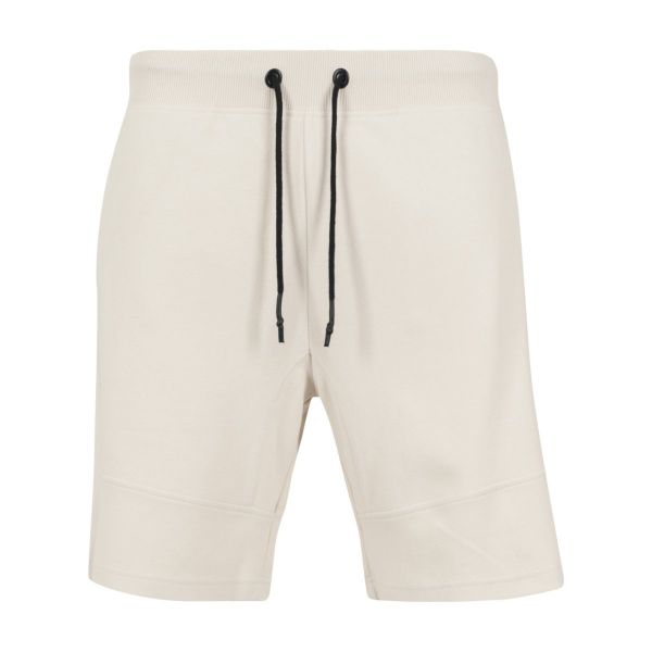 Urban Classics - INTERLOCK Sweatshorts black