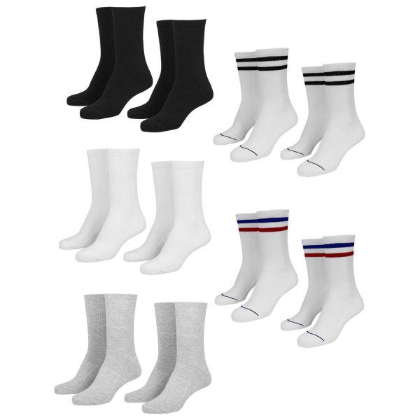 Urban Classics - SPORT Unisex Tennis Socken 10er Pack