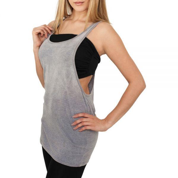 Urban Classics Ladies - LOOSE Fitness Sport Tank Top