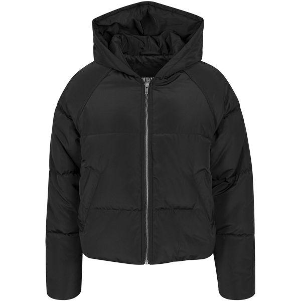 Urban Classics Ladies - Oversized Puffer Winterjacket black