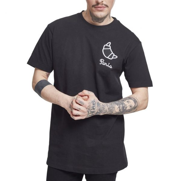 Mister Tee Shirt - PARIS noir