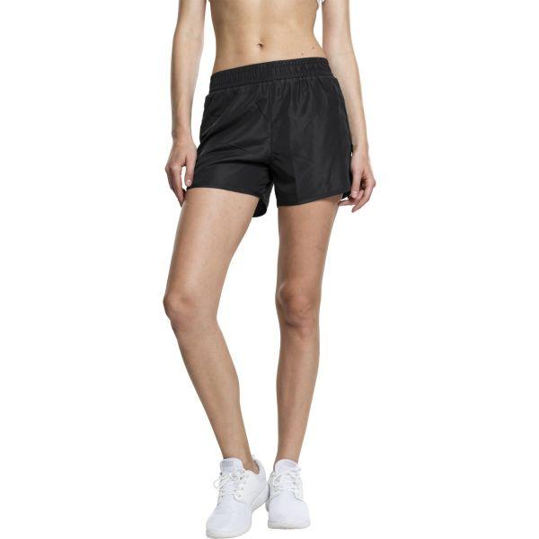 Urban Classics Ladies - SPORTS Shorts schwarz