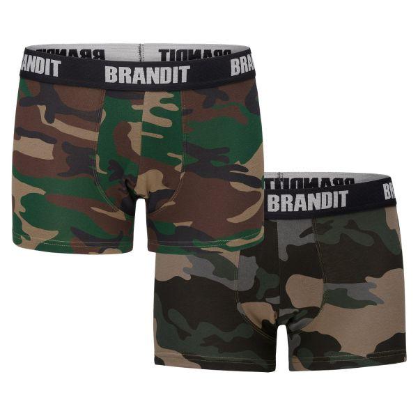 Brandit Underwear - Boxer Shorts 2er Pack