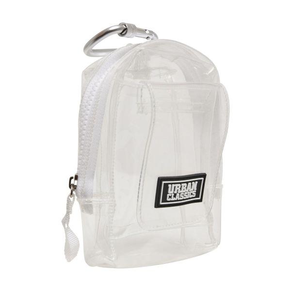 Urban Classics - Transparent Mini Bag mit Haken