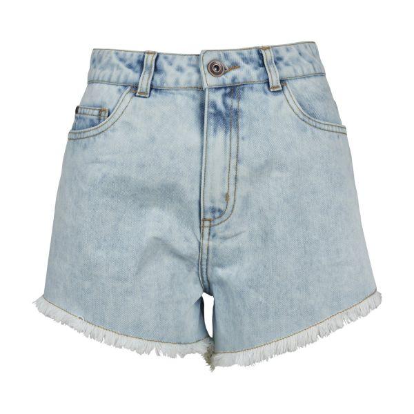 Urban Classics Ladies - Denim Hotpants