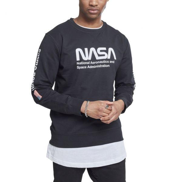 Mister Tee Crewneck - NASA USA Pullover
