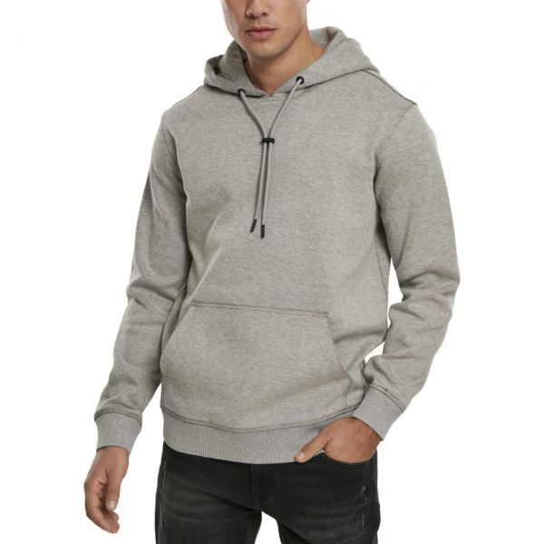 Urban Classics - TWO FACE Hoody grau