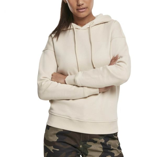Urban Classics Ladies - ORGANIC Baumwolle Basic Hoody