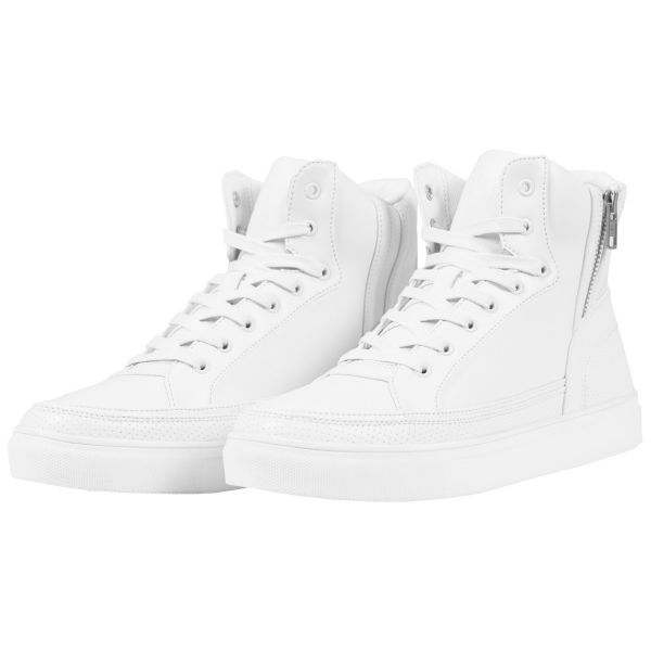 Urban Classics - ZIPPER HIGH TOP Unisex Schuhe