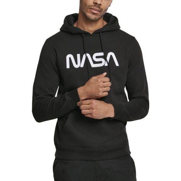 Mister Tee Hoody - NASA EMB gris