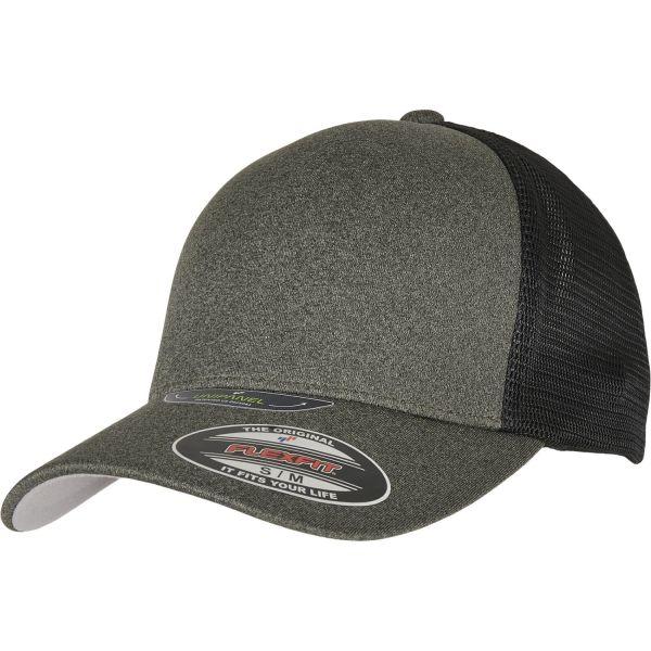 Flexfit UNIPANEL Stretchable Mesh Cap - charcoal