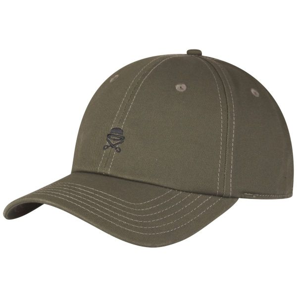 Cayler & Sons Curved Strapback Cap - ICON oliv