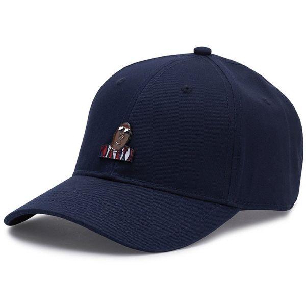 Cayler & Sons Snapback Cap - Biggenstein Curved navy / multi