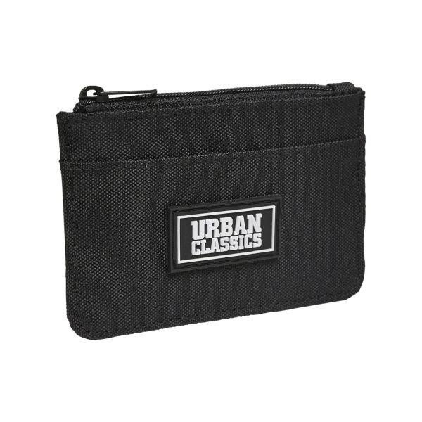 Urban Classics - Portemonnaie Card Wallet black