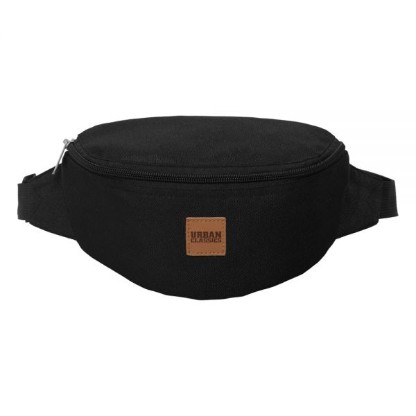 Urban Classics - Hip Bag Bauch Gürtel Tasche schwarz