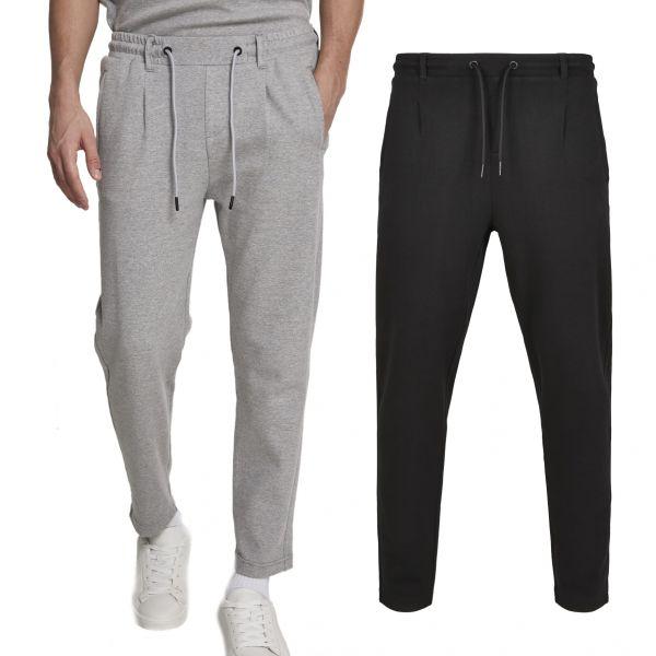 Urban Classics - Formula Cropped Interlock Sweatpants