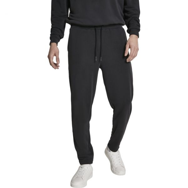Urban Classics - Modal Terry Tapered Sweatpants schwarz