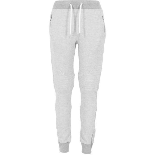 Urban Classics Ladies - MELANGE BIKER Fashion Sweatpants