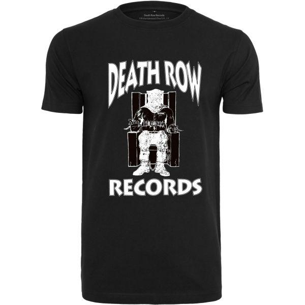 Merchcode Shirt - Death Row Records schwarz