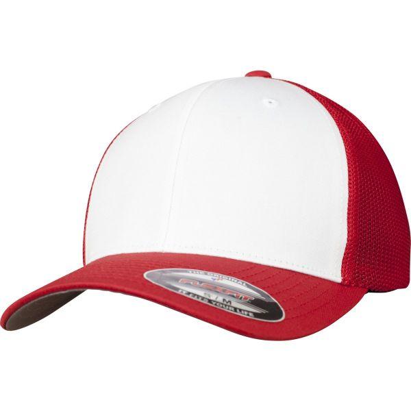 Flexfit Mesh Trucker Stretchable 2-Tone Sports Cap