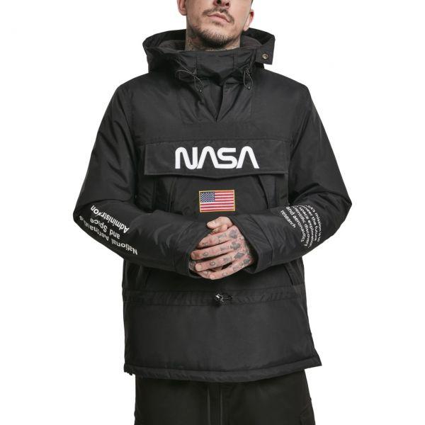 Urban Classics - NASA Windbreaker Pul-Over Winterjacke